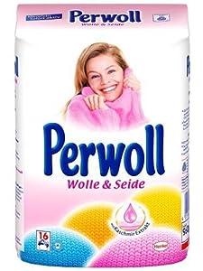 Perwoll Wolle und Seide Waschmittel, 960 g: Amazon.de