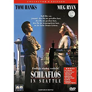 Schlaflos in Seattle (Collectors Edition) [DVD]