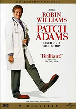 """Cover of """"Patch Adams - Collector's Editi..."""