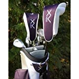 Affinity Ladies Right Hand XV Pink & Lavender Golf Club Set W/bag &Free Putter; Regular Or Petite Length; Fast...
