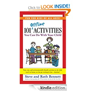 101 Offline Activities You Can Do With Your Child