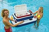 Intex Mega Chill II Inflatable Floating Cooler, 48