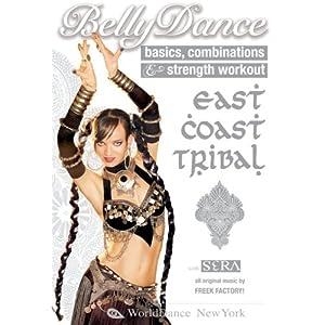 Bellydance: East Coast Tribal - Basics, Combinations & Strength Workout DVD