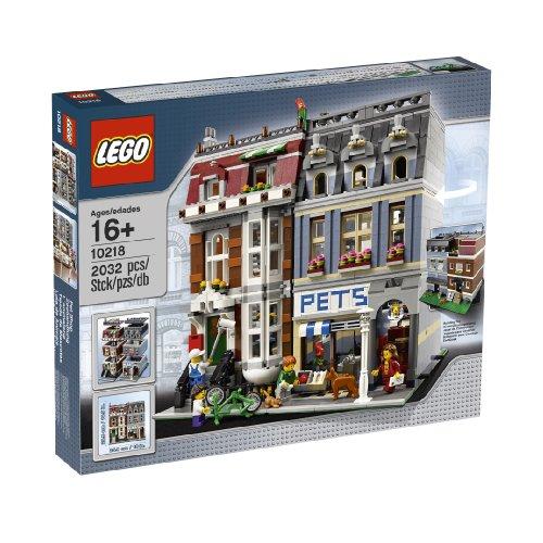 レゴ クリエイター ペットショップ 10218