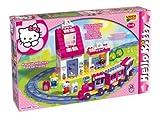 Mookie Hello Kitty 95 Piece Train Station Unico Set by Mookie Toys