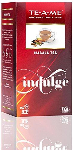 TE-A-ME Masala Tea Pack Of 25 Tea Bags