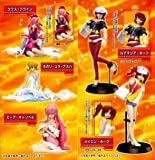 Mobile Suit Gundam Seed Destiny Heroine Part 6 Figures Bandai - Box of 8 (blind box)