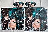 EBTY-Dreams Inc. - Sony Playstation 4 (PS4) - Psycho Pass Anime Shinya Kougami Vinyl Skin Sticker Decal Protector
