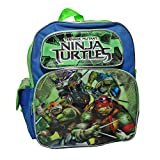 Ruz TMNT Movie Small Backpack Bag - Not Machine Specific