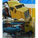 2011 Hot Wheels Highway Hauler 2 45/247 45 Of 50 In Series Mack Truck