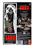 Jakks Pacific Year 2007 World Wrestling Entertainment WWE Platinum Edition Series 3 FURY Unmatched 8 Inch Tall Wrestler Action Figure - SABU with Display Base