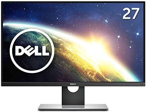 Dell 27型 ワイド液晶モニタ AdobeRGB100% 10億色 薄型ベゼル 3年保証 (2560x1440/IPS非光沢/DP,MiniDP,HDMI,Dpout,USBハブ) UP2716D