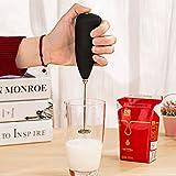 Classic Sleek Design Foamer / Frother / Whisker- For Caffè Latte, Espresso, Cappuccino, Milkshakes, Lassi, Salad...