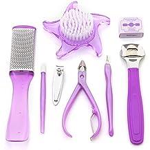 Foolzy 8 Tools Manicure Pedicure Set Kit (MS-KIT-5)