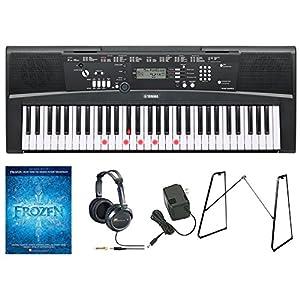 Amazon.com: Yamaha EZ-220 61-Lighted Key Premium Portable