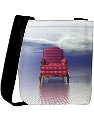 Snoogg Chair Womens Carry Around Cross Body Tote Handbag Sling Bags