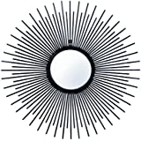 Iron Rays Wall Mirror (pack Of 1 EA)