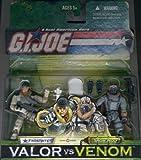 GI Joe Valor Vs. Venom 3.75
