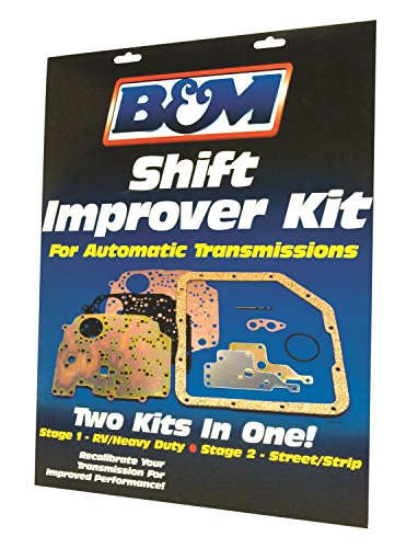 B&M 70360 Shift Improver Kit for Automatic Transmissions