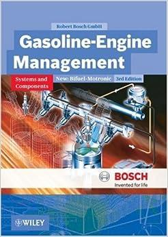Bosch Handbook For Gasoline Engine Management (Bosch)