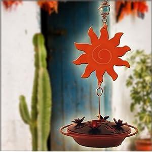 Avant Garden Sun Catcher Hummingbird Feeder
