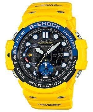 Casio G-Shock Smoke Dial Resin Digital Chrono Quartz Men's Watch GN1000-9ADR