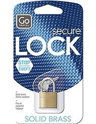 Go Travel Brown Luggage Locks - (170)