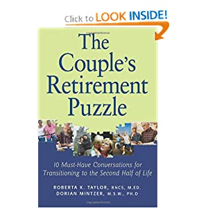 Couple's Retirement Puzzle: 10 Must-Have Conversations for Transitioning to the Second Half of Life