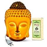 Electric Buddha Aroma Diffuser With Tea Tree Essential Oil - Design 4