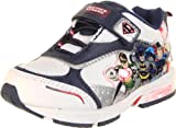 Disney BMS300 Justice League Lighted Sneaker (Toddler/Little Kid)