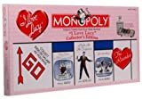I Love Lucy 50th Anniversary Collector's Edition Monopoly Board Game