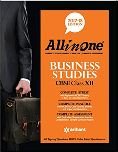 CBSE All in One Business Studies for Class 12