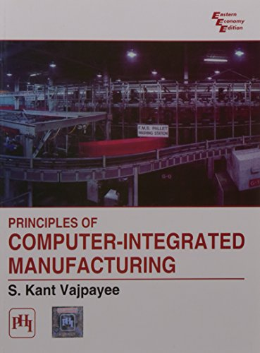 Computer Integrated Manufacturing Ebook