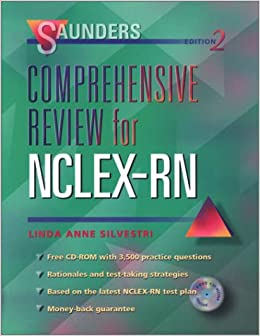Saunders NCLEX RN 7th Edition Free Download PDF