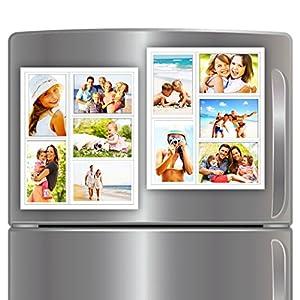 Amazon.com - Wind & Sea White Magnetic Picture Frame