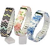 Replacement Bands With Metal Clasps For Fitbit Flex Wireless Activity Bracelet Sport Wristband Fitbit Flex Bracelet... - B01EVKRHD2