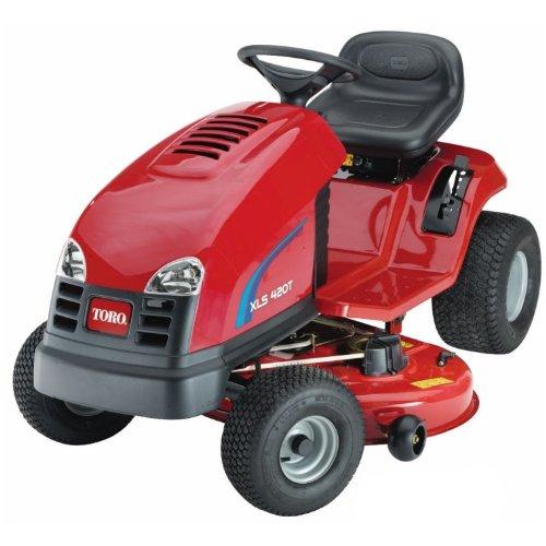XLS-Toro 420T recycleur tracteur tondeuse-Multi-outil avec prise en main facile.