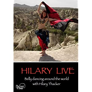 Hilary Live: Belly dancing around the world with Hilary Thacker