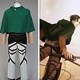 Onecos Attack on Titan Shingeki No Kyojin Cloak Cosplay Costume-made Set