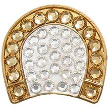 Bella Crystal Collection Bella Crystal Horseshoe Ball Marker Hat Clip Set