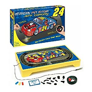 Click to buy Operation Pit Stop Jeff Gordon Edition Board Game from Amazon!