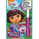 Dora The Explorer Magic Pen Painting - ABCs With Dora