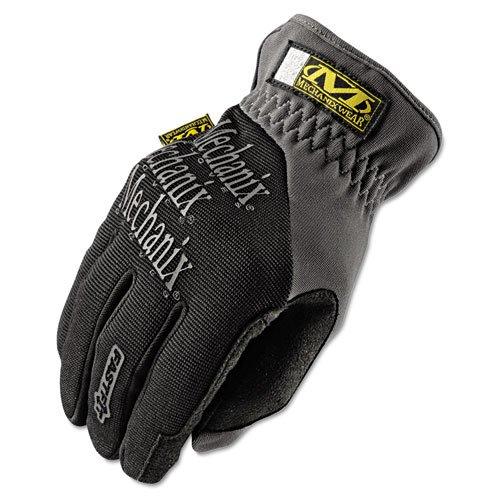 Mechanix Wear - FastFit Work Gloves, Black/Gray, Large MFF05