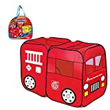Toys Bhoomi Children's School Bus Play Tent - 100% Safe Polyester Fabric - B017NWHE8S