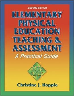 Amazon.com: Elementary Physical Education Teaching