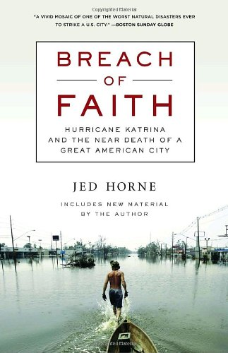 Cover:  Breach of Faith: Hurricane Katrina ...