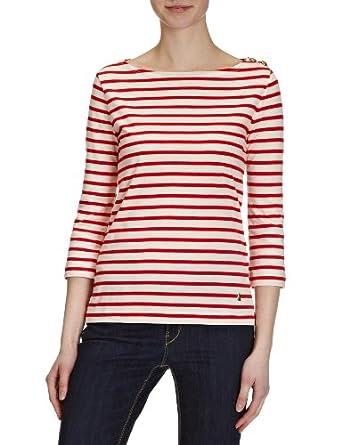 Marina Yachting Damen T-Shirt, gestreift 210288072750