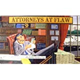 Attorneys At Flaw: The Game Of Courtroom Piracy Board Game