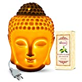 Electric Buddha Aroma Diffuser With Ylang-Ylang Essential Oil - Design 4
