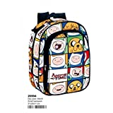 Adventure Time Mochila Daypack - Hora Aventuras Backpack - Original